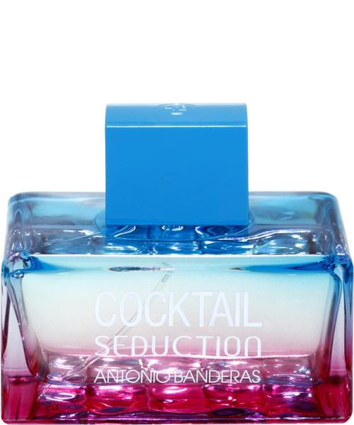 Antonio Banderas Cocktail Seduction Blue