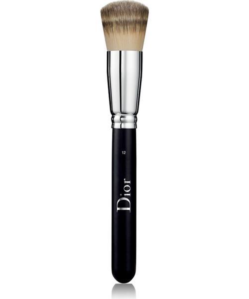 Dior Backstage Full Coverage Fluid Foundation Brush №12
