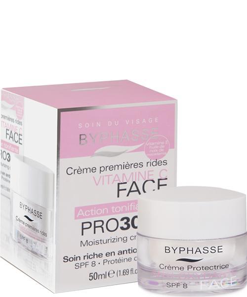Byphasse Anti-aging Cream Pro30 Years Vitamin C