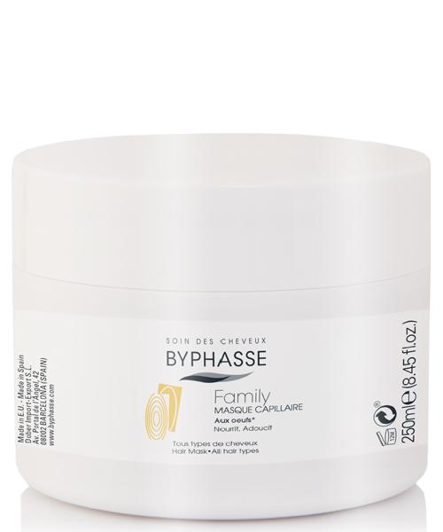 Byphasse Family Hair Mask With Egg