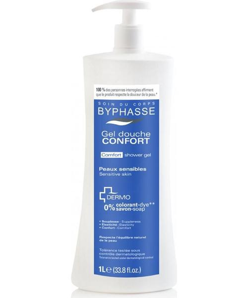Byphasse Comfort Dermo Shower Gel Sensitive Skin
